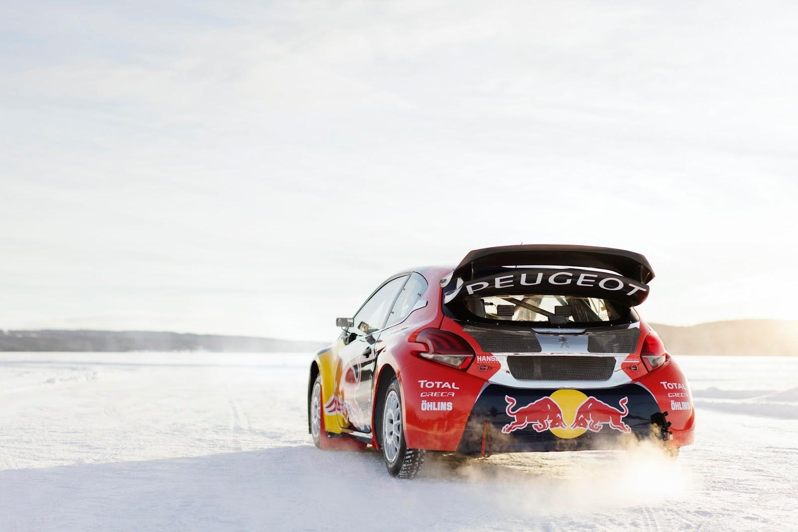 SI201602220599 hires jpeg 24bit rgb Ο Sebastien Loeb θα συμμετέχει σε όλο το φετινό πρωτάθλημα Rallycross! PEUGEOT 208 WRΧ, Peugeot Sport, Rally, Rallycross, Sebastien Loeb, Timmy Hansen, videos, World RX, WRC, zblog