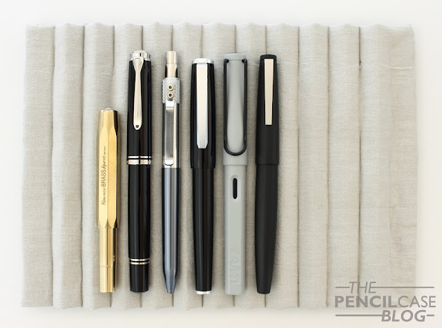 Karas Pen Co. (Karas Kustoms) Decograph Fountain pen review