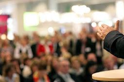 Bagaimana Cara Menjadi Public Speaking Yang Baik