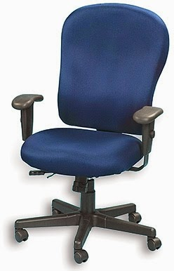 Multifunction Computer Chair by Eurotech