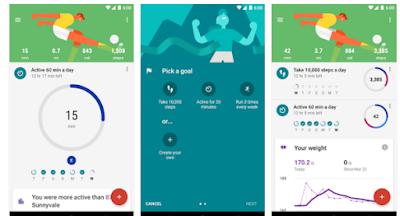 Aplikasi Olahraga Android Terbaik