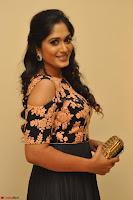 Sowmya Venugopal in Anarkali Dress at Kalamandir Foundation 7th anniversary Celebrations ~  Actress Galleries 011.JPG