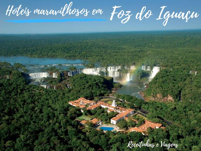 hoteis em Foz do Iguacu