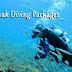 Sarawak Diving Packages