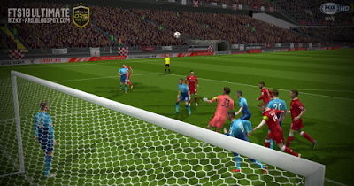 Download FTS 18 Ultimate HD Mod Apk Data Obb Gratis For Android