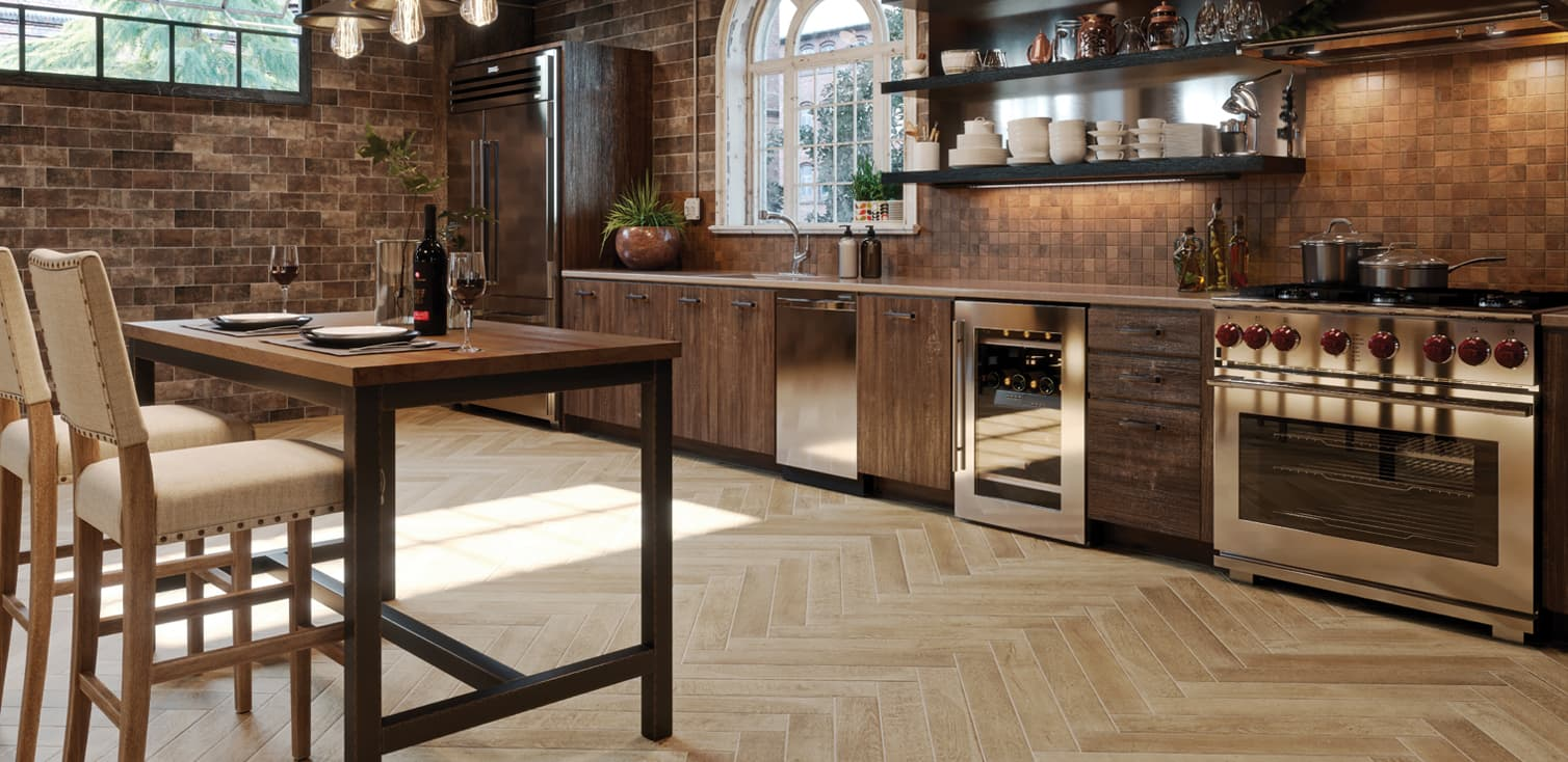Best 5 Practical And Cool Looking Kitchen Flooring Ideas Homearchi