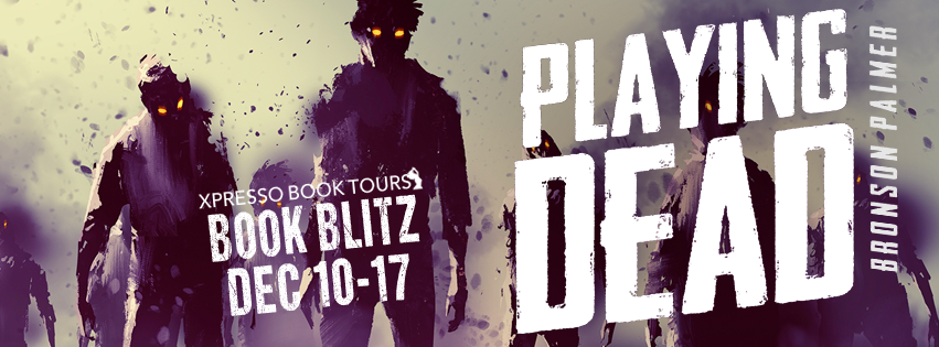 Playing Dead Book Blitz