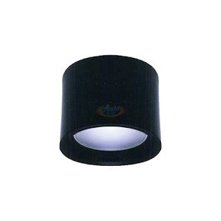 LED吸頂筒燈 20W 8吋(黑)
