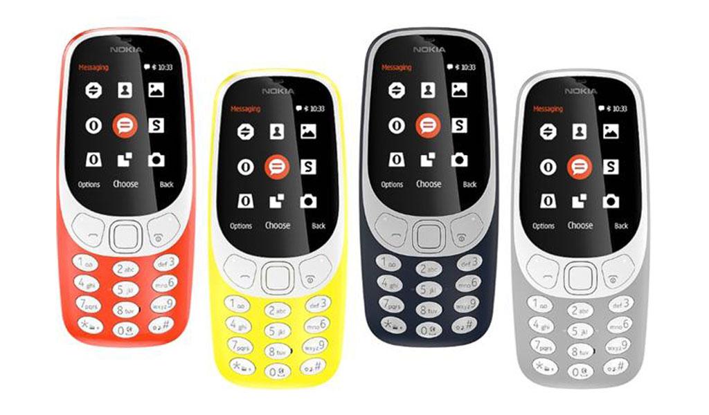 Nokia 3310 MWC 2017