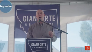 U.S. House Candidate for Montana, Republican Greg Gianforte, Allegedly Assaults Guardian Reporter :: Grabien - The Multimedia Marketplace