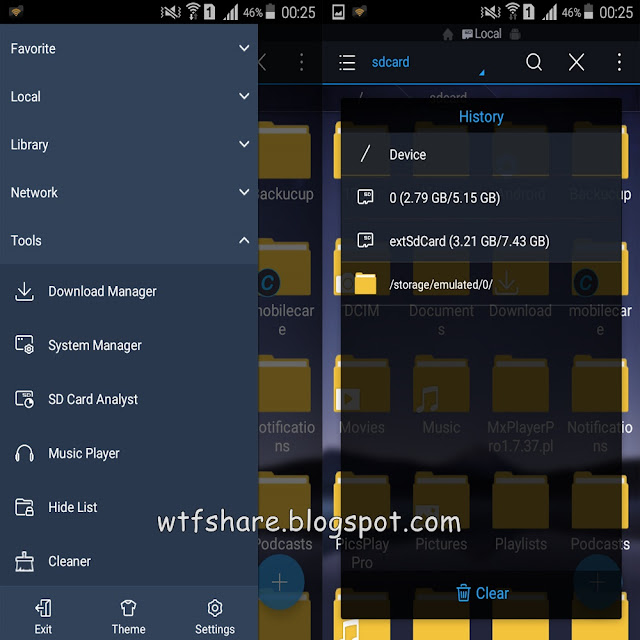 ES File Explorer Pro Full version