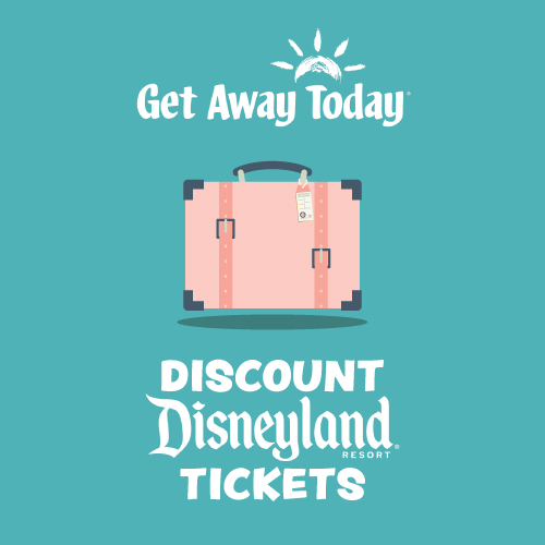 Buy Discounted Disneyland Tickets