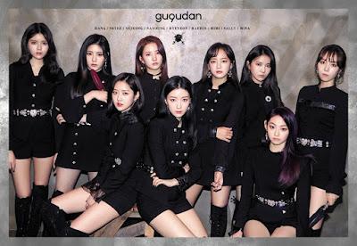 Gugudan atau gu9udan (구구단)