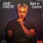 BACK IN CONTROL, David Christie