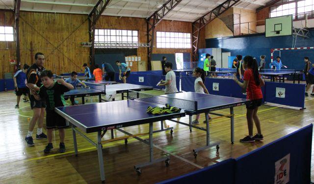 Talleres deportivos de verano en el IND de Puerto Montt