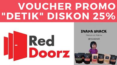 Kode Promo Reddoorz Diskon 25 30 Detik Danytrikusuma