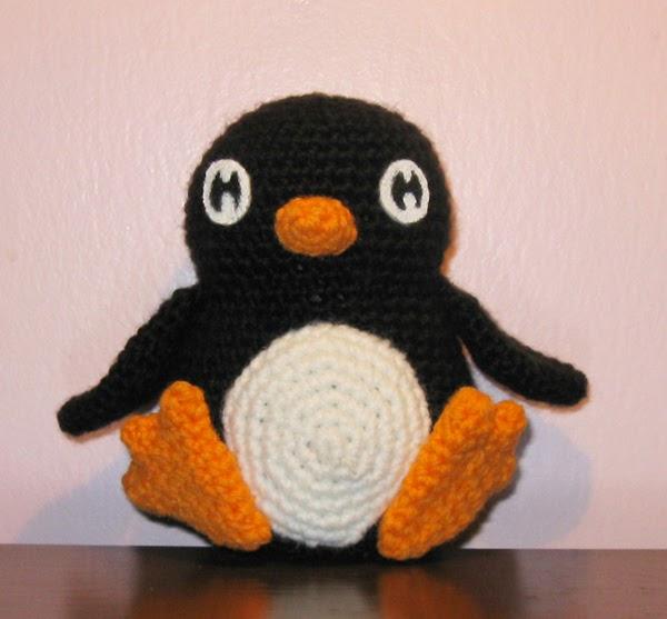 Monjas Tutoriale Wir Häkeln Einen Pinguin