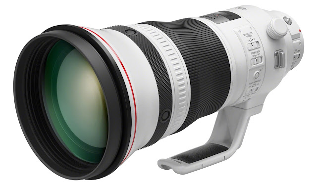 @CanonRSA Breaks New Ground in Lens Design #400mm #600mm #32mm #Liveforthestory