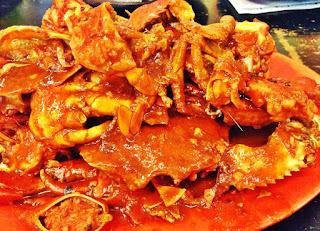 Kuliner Indonesia -  Kepiting Cak Gundul 1992