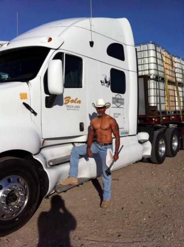 Black South Asia: Zola Rajapakse: World's Toughest Trucker ...