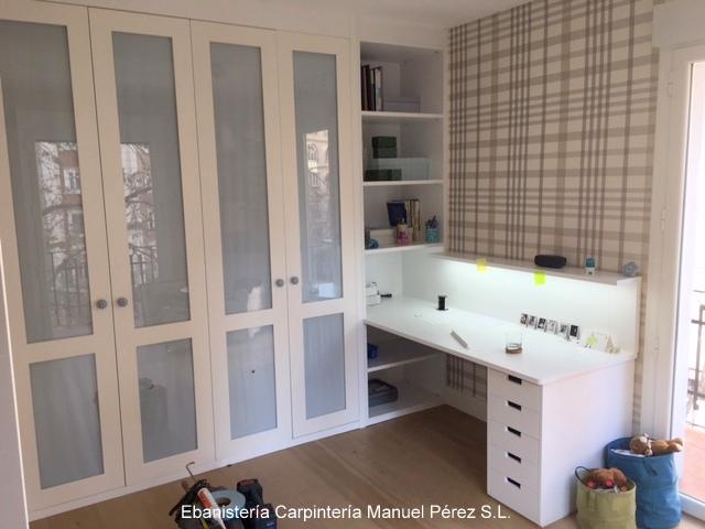 EBANISTERIA CARPINTERIA MANUEL PEREZ ( Zaragoza ): Habitación ...