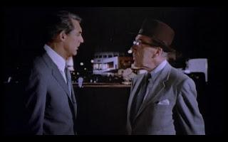 Con la muerte en los talones Cary Grant