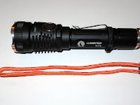 LUMINTOP TD16 LED Tactical Flashlight With Strobe and the latest CREE XP-L Hi LED Review