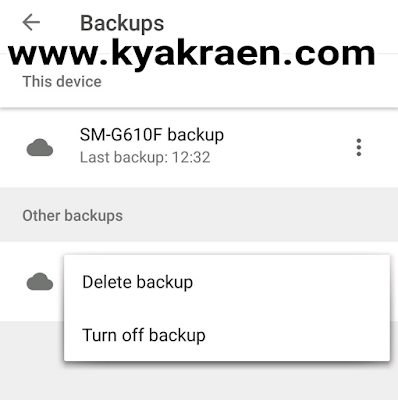 Google se whatsapp ka data kaise off ya delete karte hai puri jankari step by step hindi me. WhatsApp backup data.