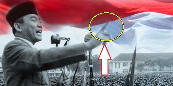 Subhanallah, Ternyata Bendera Merah Putih Terinspirasi dari Rasulullah, Ini Haditsnya