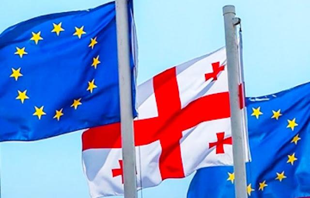 28 марта 2017 - для Грузии начался безвизовый режим с Евросоюзом