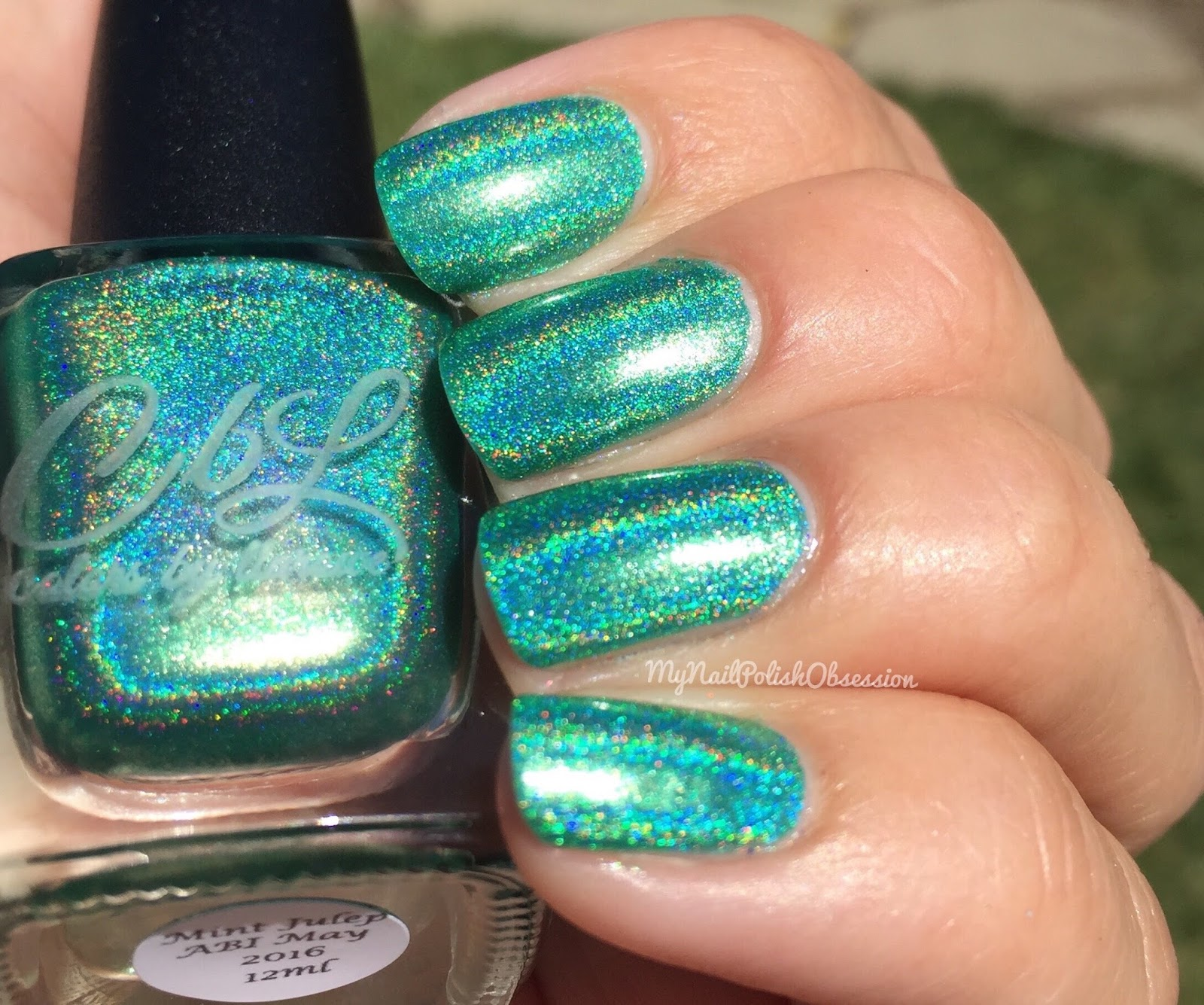 My Nail Polish Obsession: A Box Indied May 2016; Kentucky Derby