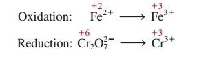 setengah reaksi oksidasi dan setengah reaksi reduksi