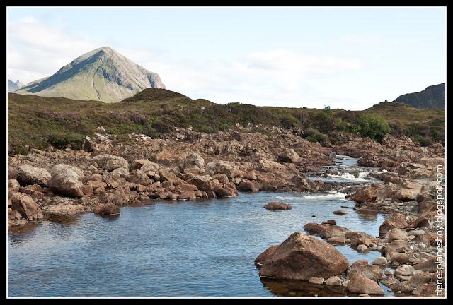 Sligachan en Isla de Skye (Escocia)