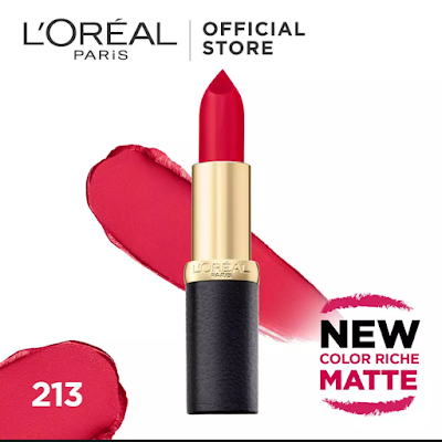 Beli Lipstick Loreal Lincoln Rose Di Lazada Mudah Sekali!