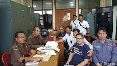 Jaksa segera limpahkan berkas Jonru ke pengadilan