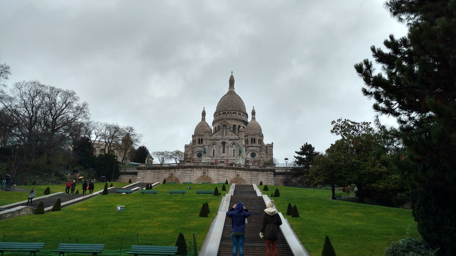 Sacre Coeur Basilica, Paris