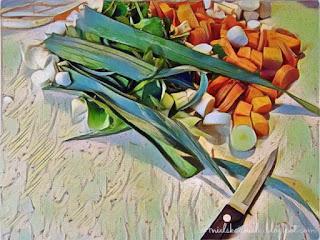 Homemeade Veggie spice recpie / Jak zrobić jarzynkę ze świeżych warzyw i ziół ?