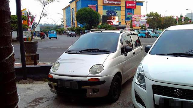 Daewoo Matiz M100