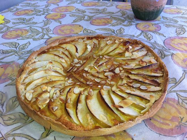 IMG 6067 - פאי תפוחים טעים לראש השנה