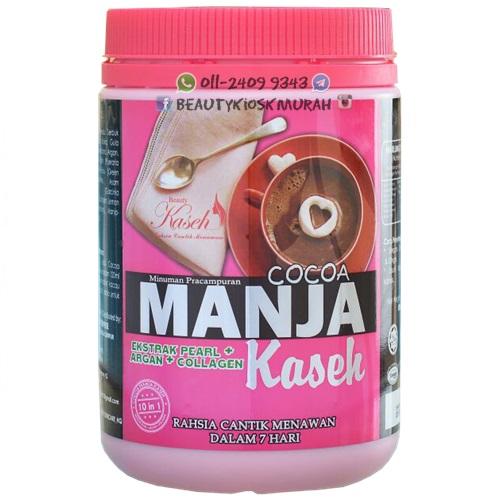 Manja Kaseh Cocoa