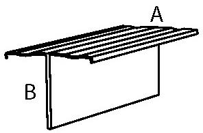 Профиль Т-образный 65х50х3000х1,2мм