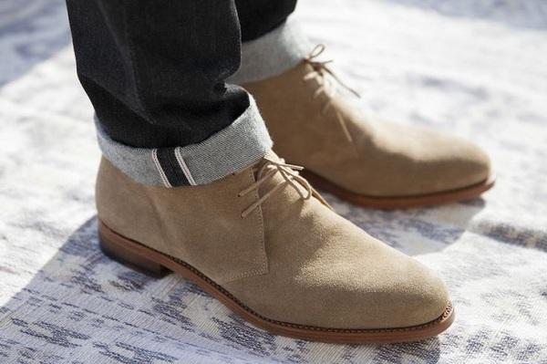 Quy tắc chọn giày nam cao cổ phù hợp với từng vóc dáng cơ thể