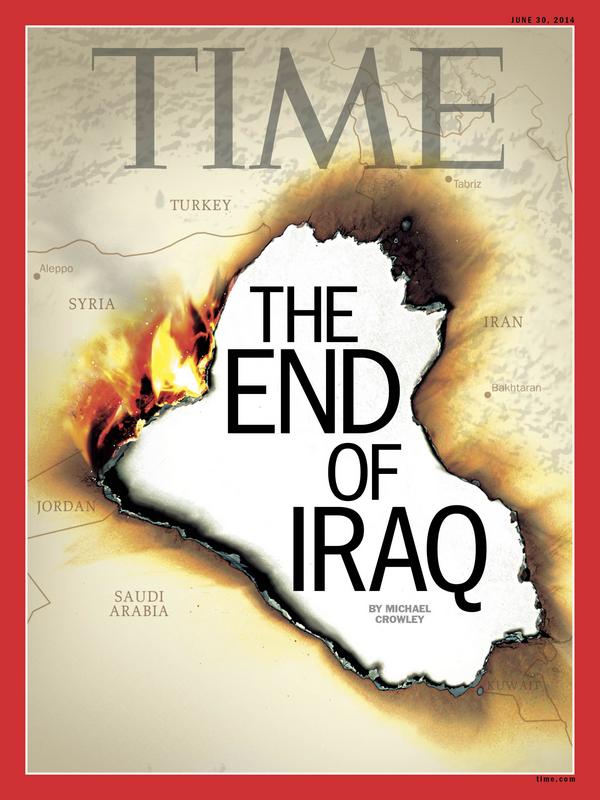 Risultati immagini per end of iraq time