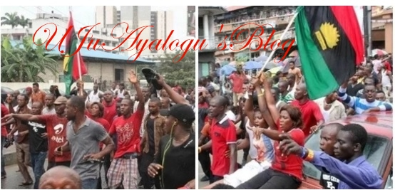 BREAKING News: Nigerian Army Declares IPOB a Terrorist Organisation