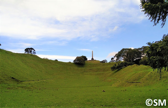 Photo de One Tree Hill cartère nord-est Auckland Nouvelle-Zélande