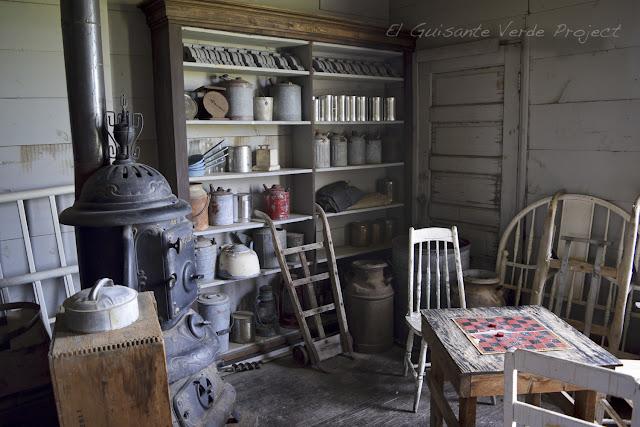 1880 Town - Dakota del Sur, almacén