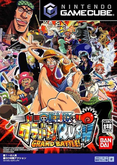 one piece grand battle rush download