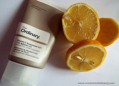 The Ordinary Vitamin C