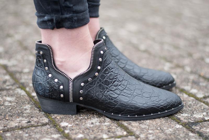 Senso Studded Boots