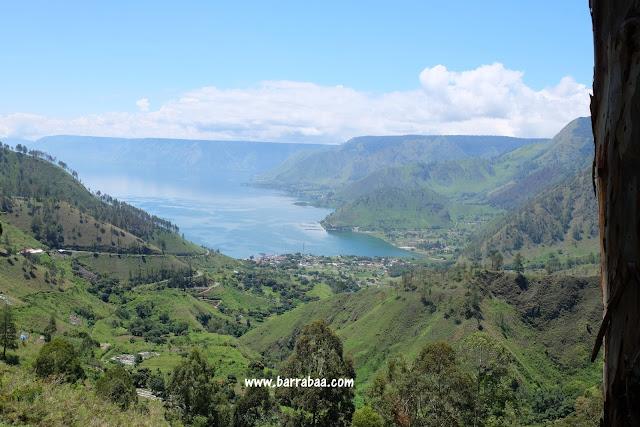 foto tongging danau toba